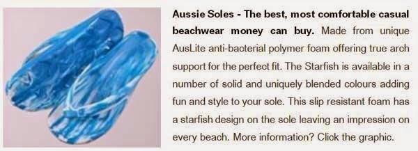 Aussie Soles for comfort