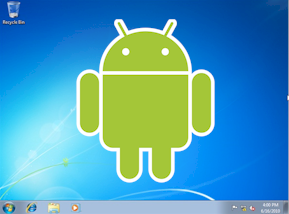Running Android on your PC