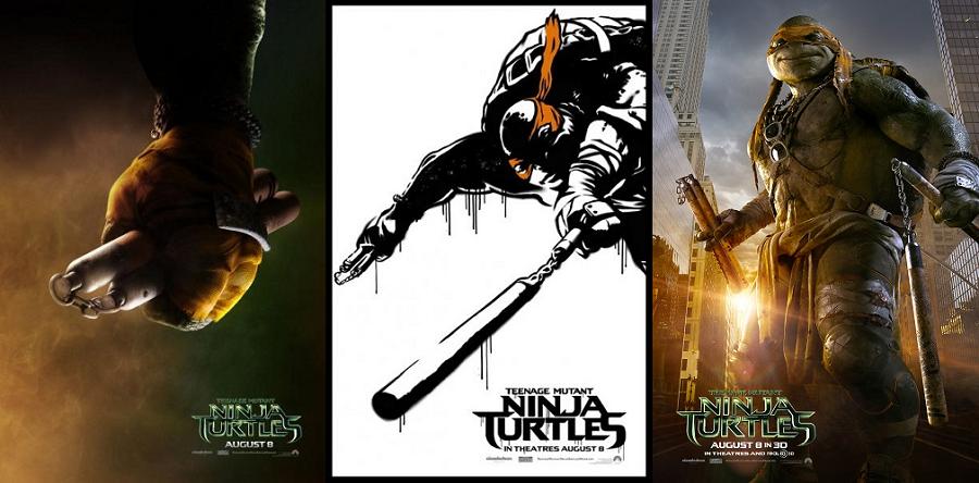 Michelangelo Teenage Mutant Ninja Turtles 2014