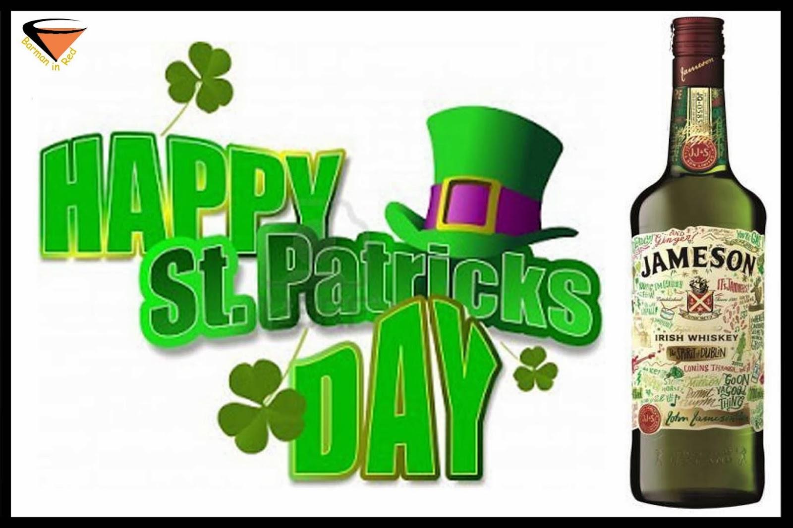 Jameson St Patrick
