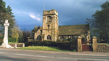 St Aidans Church, Hellifield