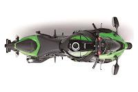 Kawasaki Ninja ZX-10R (2016) Top
