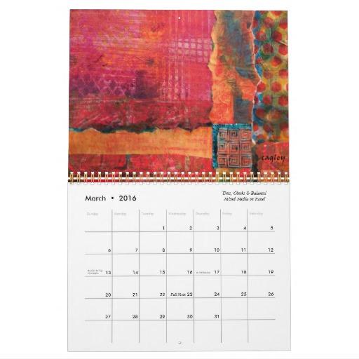Calendar Fine Art : Cagleyart cagley fine art calendar now available
