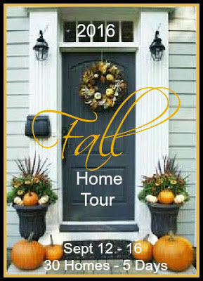 2016 Fall Home Tours