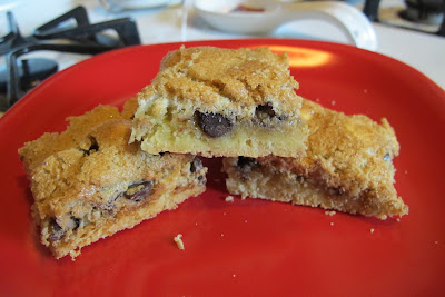 Gluten-free Mud Hen Cookie Bars