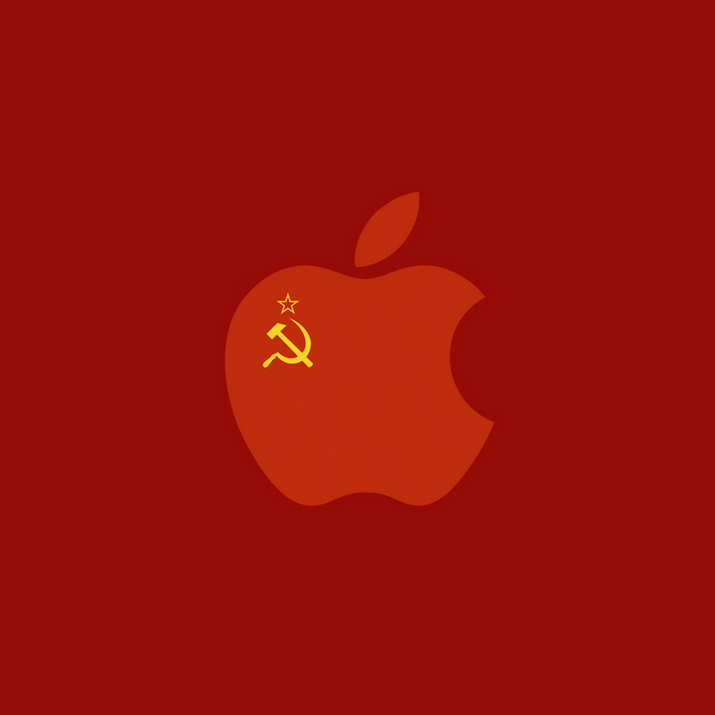 Branding communism if only apple was actually communist as the designer of this image erroneously believes biocorpaavc Gallery
