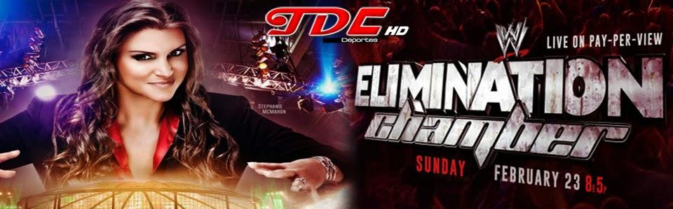 Ver WWE Elimination Chamber 2014 En Vivo y En Español HD || TDC HD