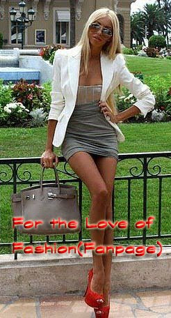 For the Love of Fashion (Fanpage)