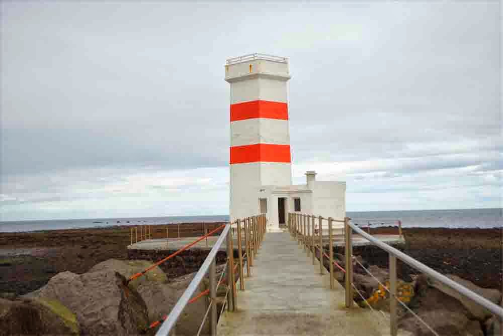 lighthouse in gardur