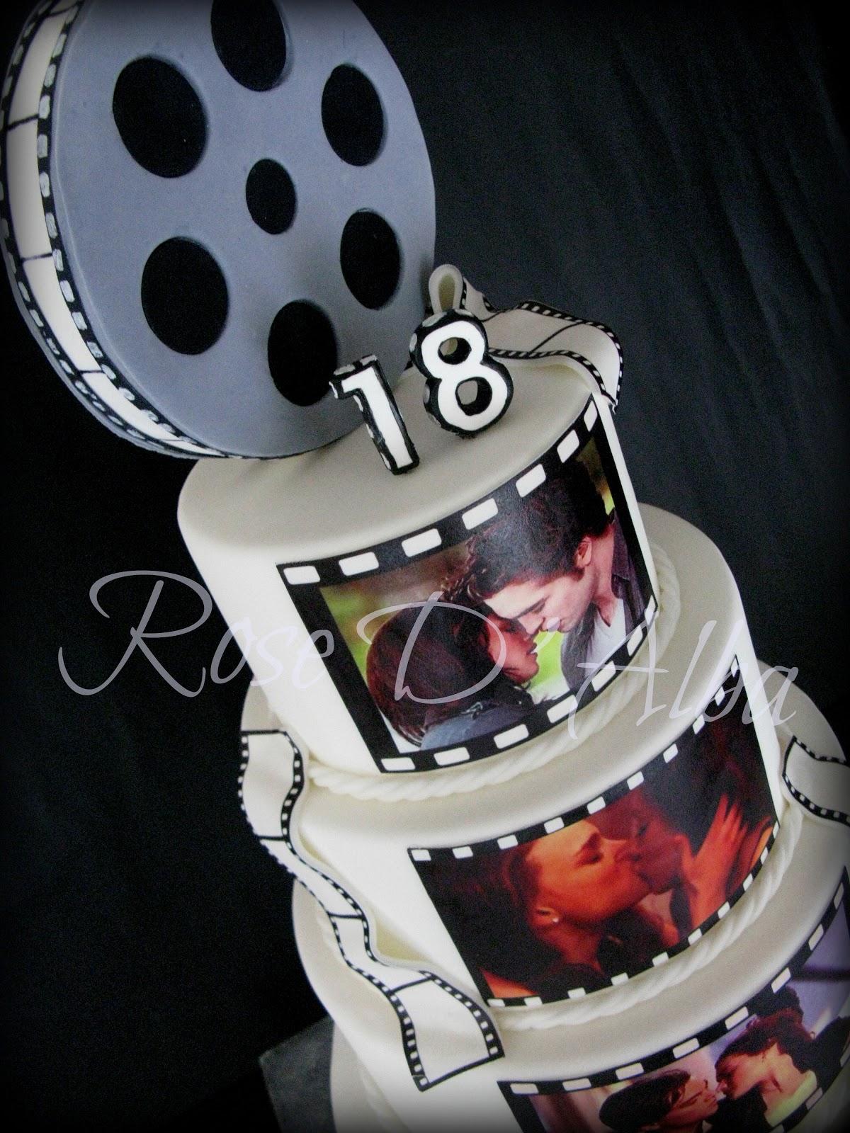 Rose d 39 alba cake designer i 18 anni di sebastian una for Piani di progettazione domestica con foto