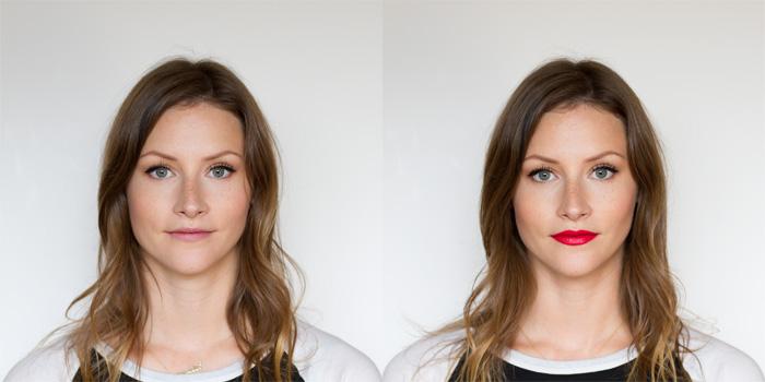 VIDEO TUTORIAL: Long Lasting Red Lipstick