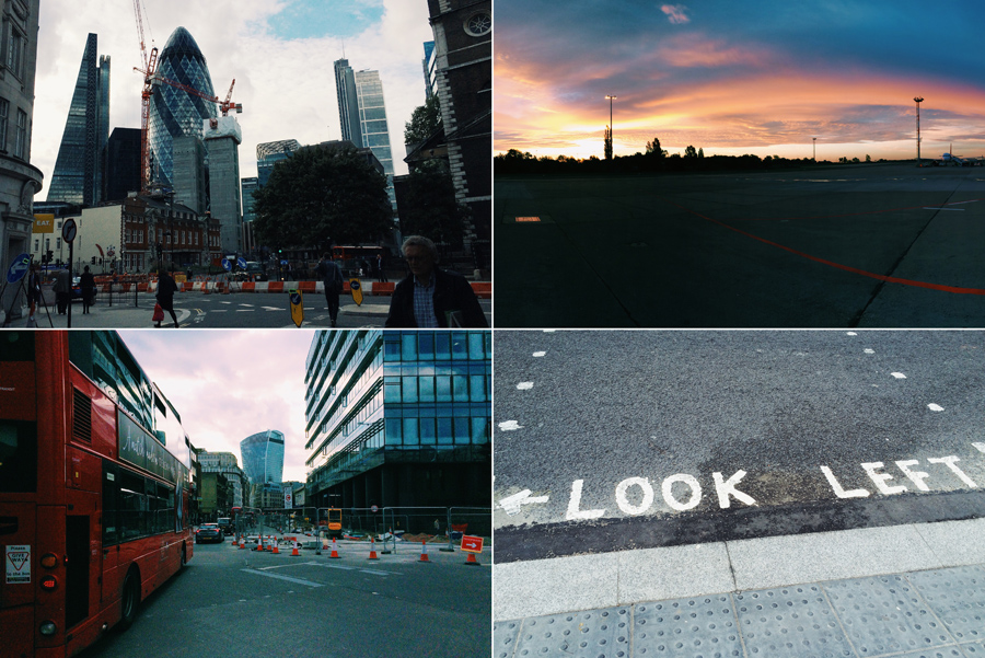 london city impressions