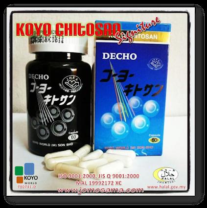 Koyo Chitosan - MAL19992172XC