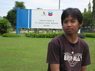 Chevron Rumbai, Riau