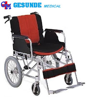 Alumunium Wheelchair 973LAH