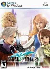 Download Final Fantasy III Full Version PC