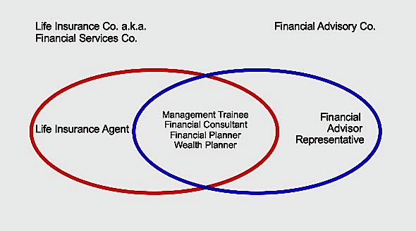 Financial Advisor vs Insurance Agent