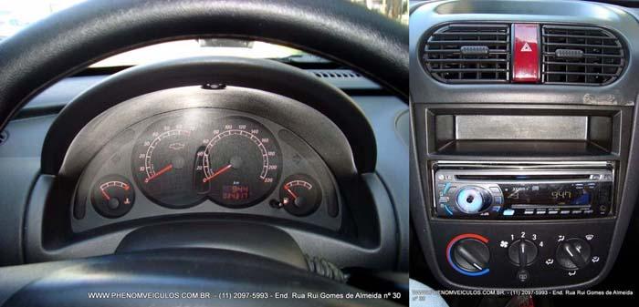 Corsa Hatch 1.4 Econo.Flex 2010 - painel