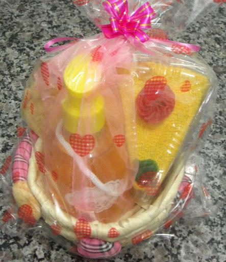 Doce Novidade: torta-toalha!