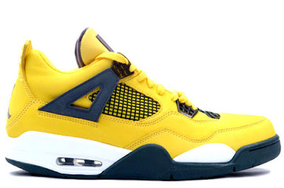 > Nike Air Jordan IV --- Lightning Release Date - Photo posted in Kicks @ BX  (Sneakers & Clothing) | Sign in and leave a comment below!