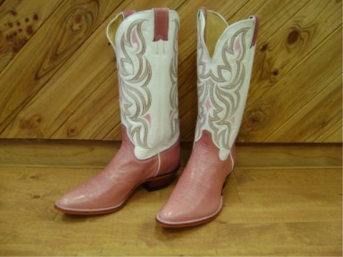 Cowboy Boots Pink2