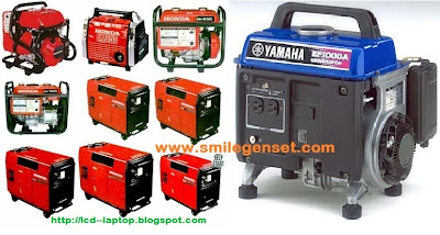 GENSET MURAH smilegenset.com