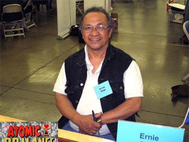 Morre Ernie Chan, um dos grandes desenhistas de Conan