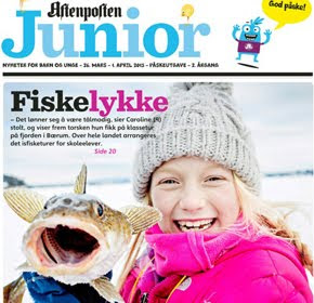 I CREATE AFTENPOSTEN JUNIOR