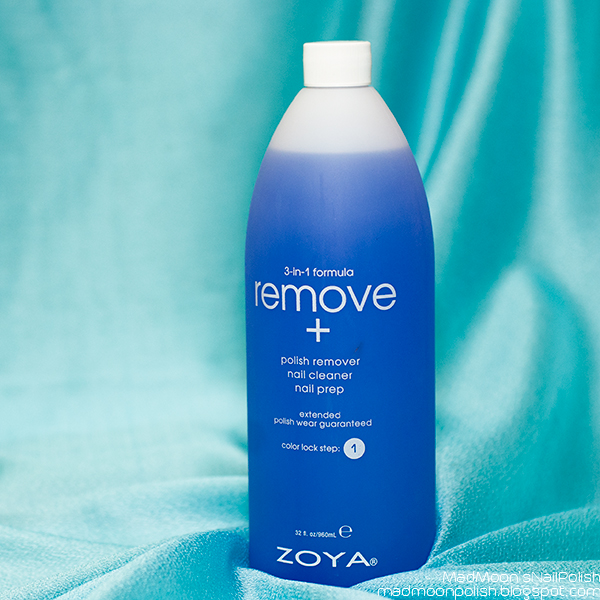 ZOYA Remove Plus Nail Polish Remover