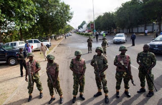Nigerian Army counters Abia governor, says no withdrawal of troops from state