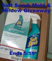 Soft Scrub Mold and Mildew Giveaway