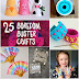 25 Summer Boredom Buster Crafts