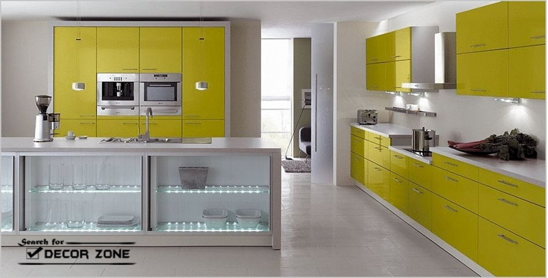 15 yellow kitchen decor ideas designs and tips Kitchen design yellow and white