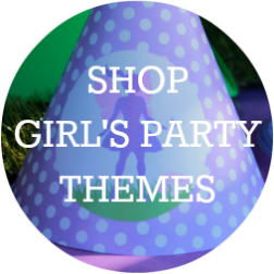 Shop Girl's Party Themes