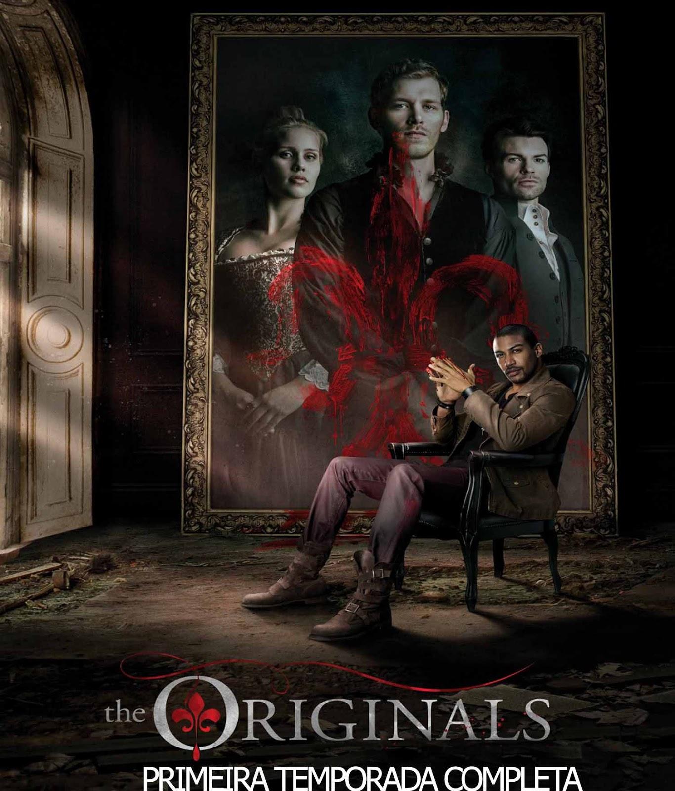 The Originals 1ª Temporada Torrent - Blu-ray Rip 720p Dual Áudio (2014)