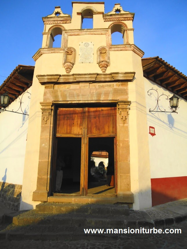 Museo de Artes e Industrias Populares en Pátzcuaro