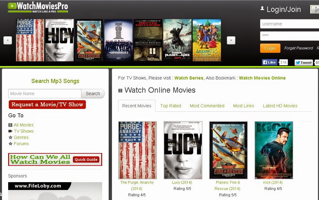 Sites To Legally Watch Online Hindi Movies For Free