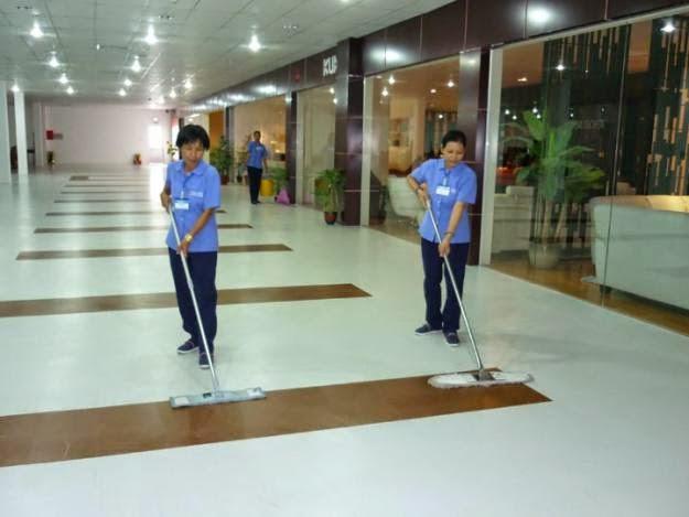 DỊCH VỤ VỆ SINH TP HCM -Vệ sinh khách sạn