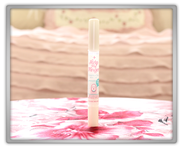 Jolse Etude House korean Haul Review beauty blogger Etude House Help My Finger Essence Spa