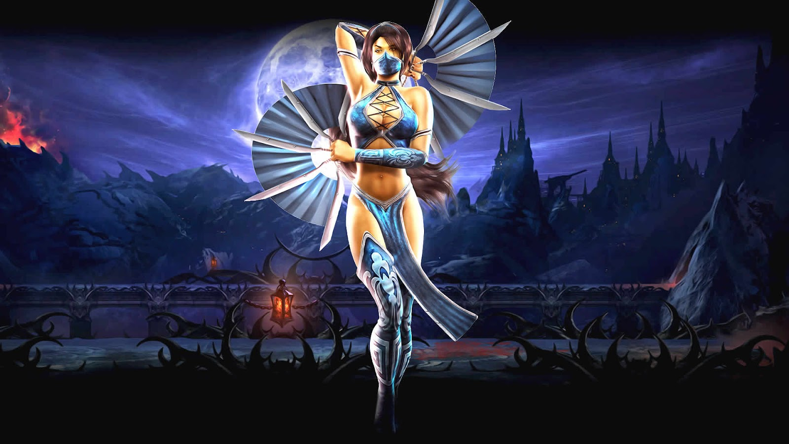 Mortal kombat HD & Widescreen Wallpaper 0.631736068506096