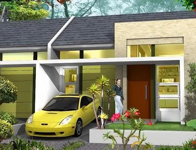 contoh desain rumah minimalis type 36 modern | merpati tempur