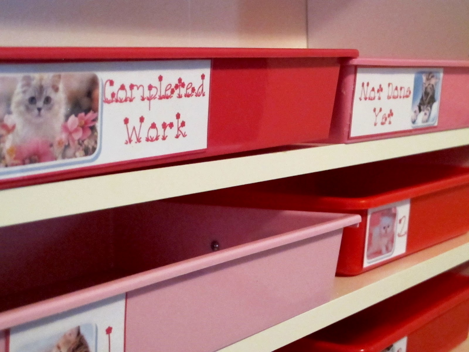The IkeaHack Workboxes. Target Bookcase Hack. View Original . [Updated ...