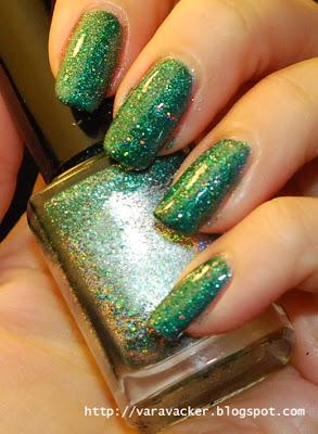 naglar, nails,, nagellack nail polish, holografiskt, holo, holographic