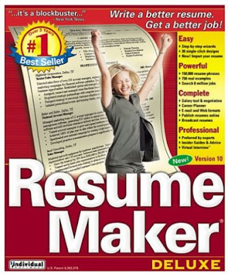 Resume Maker Professional 16 Deluxe Edition +Crack (Mediafire link ...