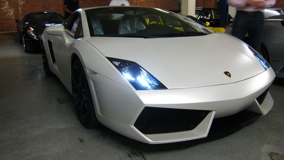 How Much Would A Matte White Paint Job Cost