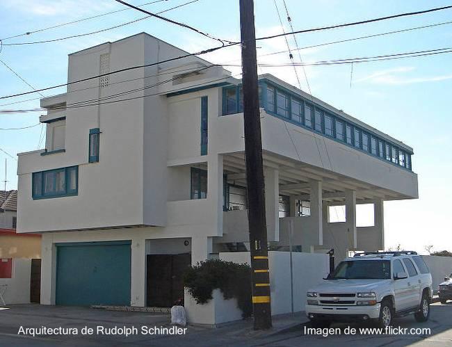 Arquitectura de casas sobre las casas de estilo racionalista for Estilos de casas arquitectura