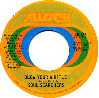 Soul Searchers Blow Your Whistle