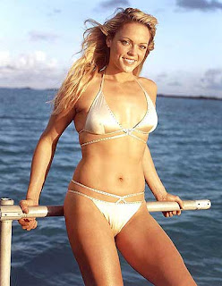 Hot Softball Player Jennie Finch