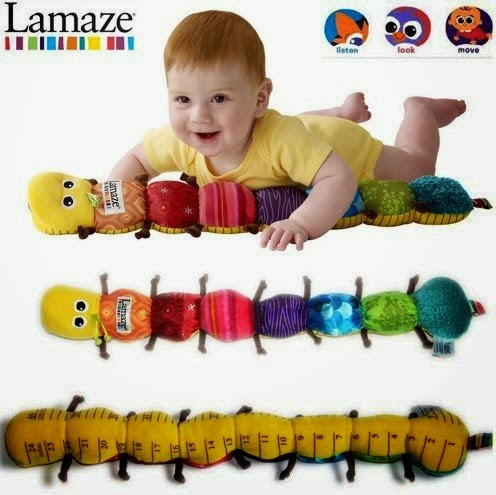 Lamaze Inchworm