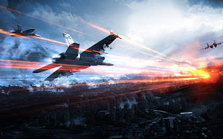 Battlefield 3 Fighter Jets HD Wallpaper
